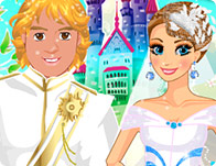 Anna and Kristoff Wedding