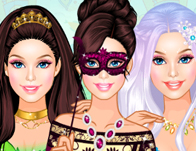 Barbie Fairy Vs Mermaid Vs Princess