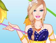 Barbie Magical Unicorn Dressup