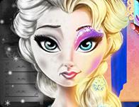 Elsa Total Makeover