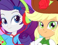 Equestria Girls Back To School 2