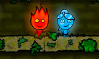 Fireboy and Watergirl The Forest Temple