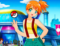 Misty's Pokemon Makeup