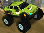Play Ben 10 and Rex Racing