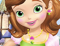 Princess Sofia Make up